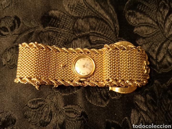 Joyeria: Espectacular brazalete en oro - Foto 6 - 138541469