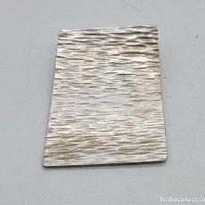 Jewelry - Colgante de diseño sofisticado en plata de ley cincelada a mano . - 138911510