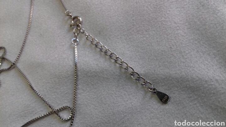Schmuck: Colgante Doble corazón con Cristales de Swarovski - Foto 4 - 139160836