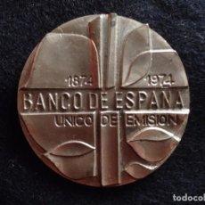 Joyeria: MEDALLA DE PLATA DE LEY CONMEMORATIVA DEL CENTENARIO DEL BANCO DE ESPAÑA. Lote 140609906