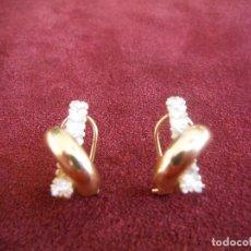 Jewelry - PENDIENTES ORO AMARILLO 18K CON CIRCONITA ENGARZADA - 140920694