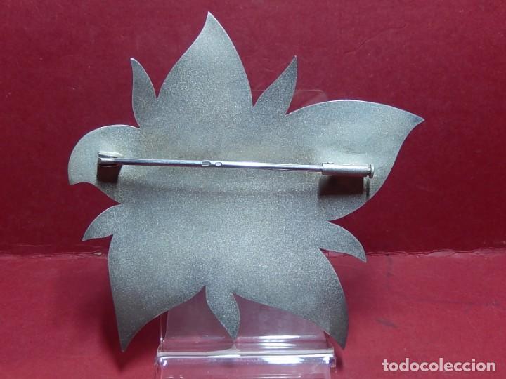 Joyeria: Broche de plata, con forma de hoja. - Foto 9 - 141201454