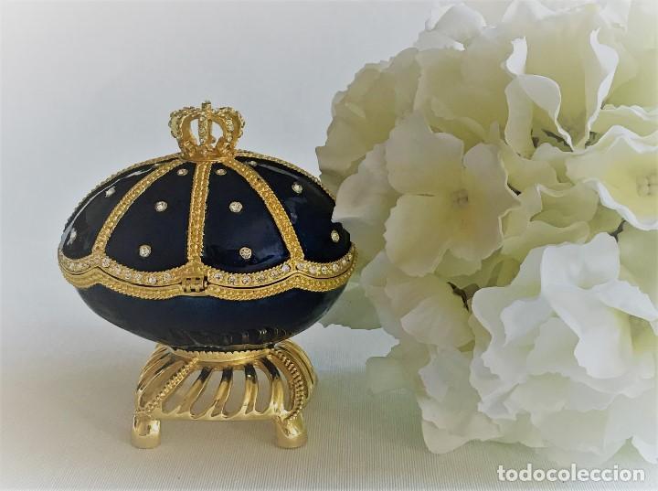 Joyeria: Huevo Joyero Estilo Faberge - Foto 5 - 141233078