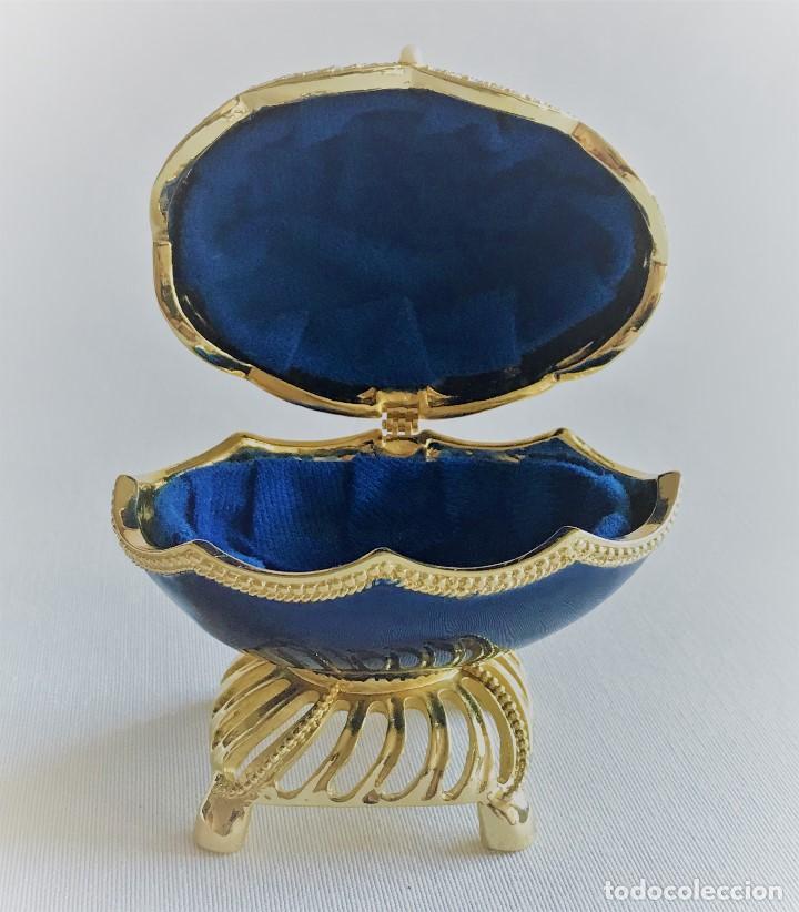 Joyeria: Huevo Joyero Estilo Faberge - Foto 10 - 141233078