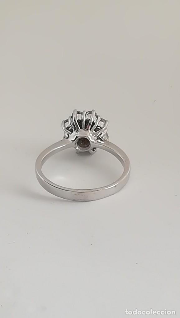 Joyeria: Anillo Vintage Oro 18k y Diamantes - Foto 6 - 141234526