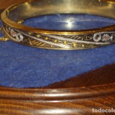 Joyeria: PULSERA DAMASQUINADA,DAMASQUINADO.TOLEDO.. Lote 141571470