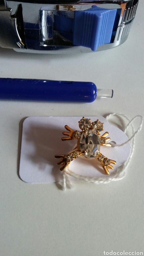 Joyeria: Broche rana cristal - Foto 2 - 133374217