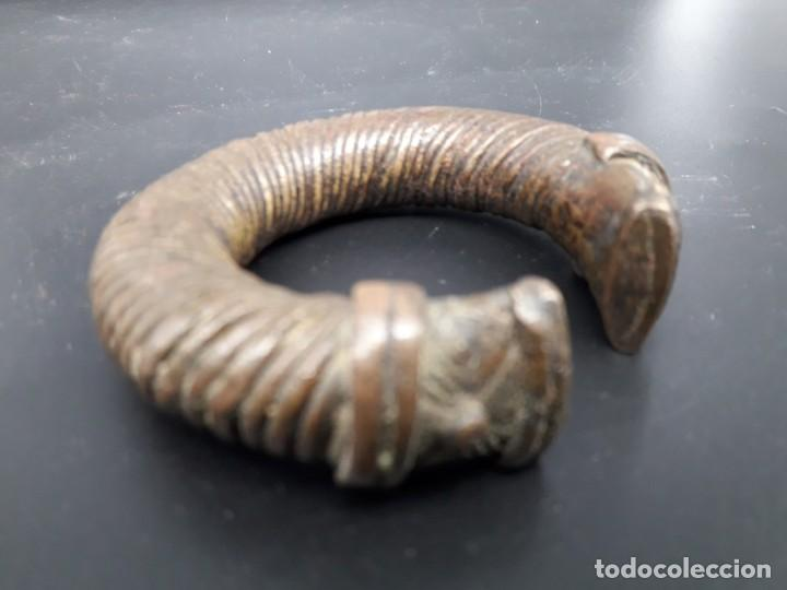 Joyeria: Brazalete bronce - Foto 2 - 142173638