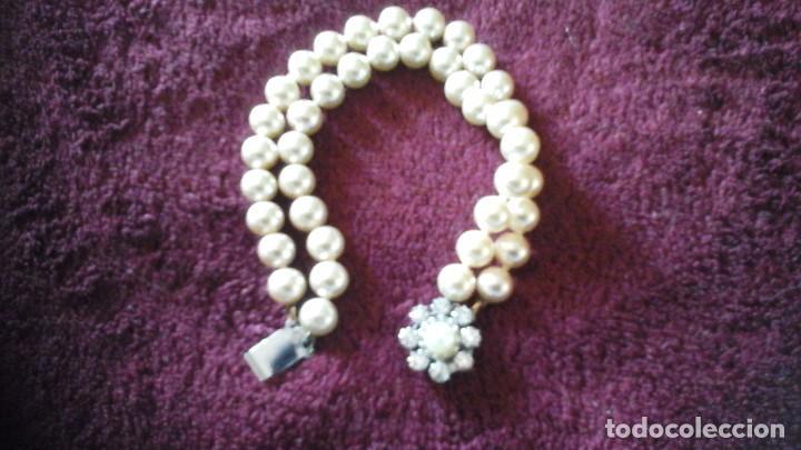 9f323c889dbe Pulsera de perlas de Mallorca