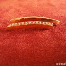 Jewelry - ALFILER IMPERDIBLE ORO 18K CON CIRCONITAS - 143196662