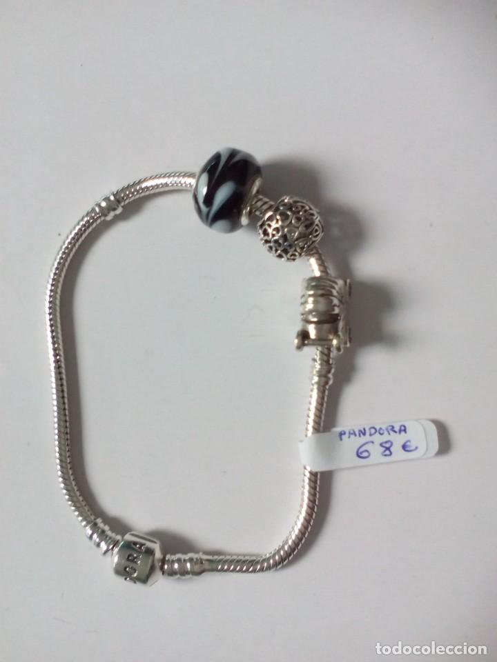 570cca790 pulsera pandora de plata - Comprar Pulseras Antiguas en ...