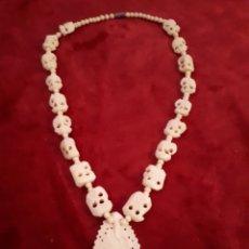 Schmuck - Collar de Marfil tallado a mano - 144828529