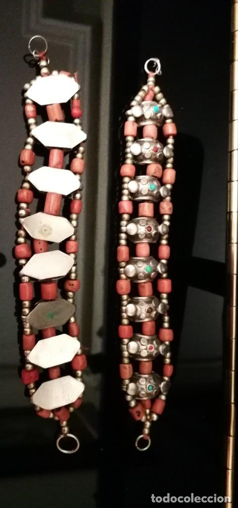 Joyeria: Pulseras de coral y plata - Foto 4 - 145290676