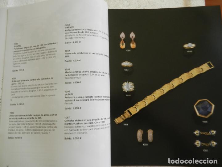 Joyeria: SUBASTAS SEGRE - SUBASTA JOYAS, RELOJES Y PLUMAS DICIEMBRE 2014 - Foto 2 - 145877386