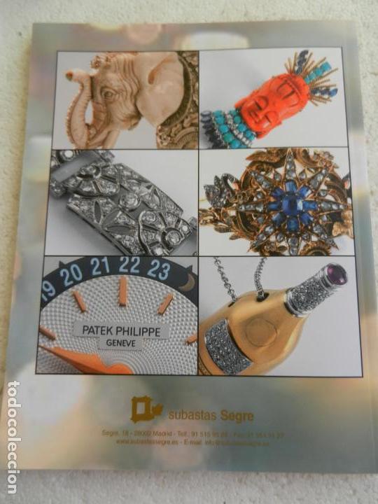 Joyeria: SUBASTAS SEGRE - SUBASTA JOYAS, RELOJES Y PLUMAS DICIEMBRE 2014 - Foto 6 - 145877386