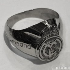 Joyeria: SELLO ESCUDO REAL MADRID EN PLATA DE LEY 925ML. Lote 217733135