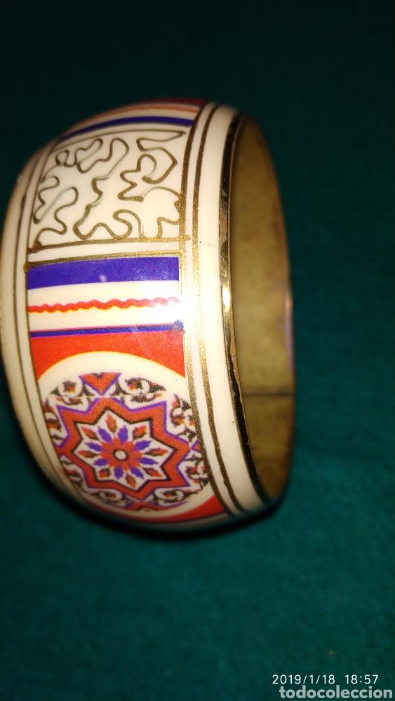 Joyeria: Brazalete pulsera etnico artesanal - Foto 4 - 147542704