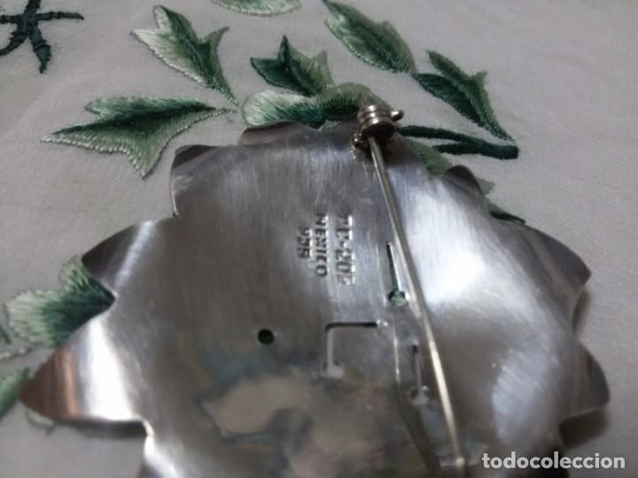 Joyeria: BROCHE DE PLATA EN FORMA DE SOL - Foto 7 - 147710398