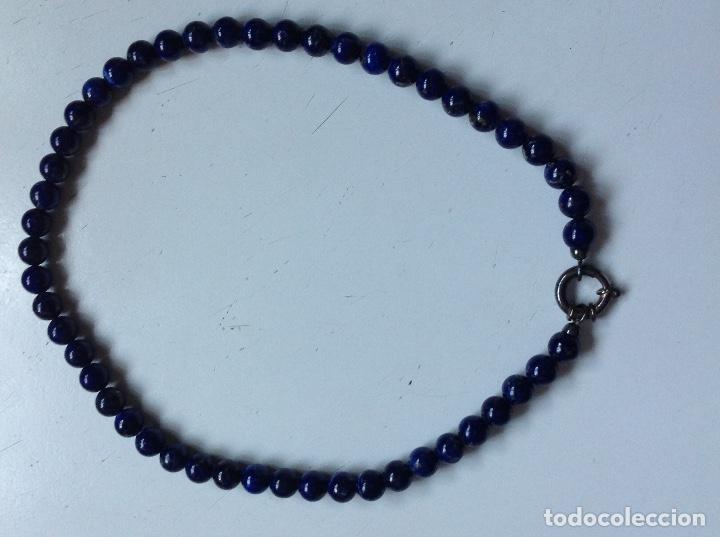 Joyeria: Collar lapislázuli - Foto 2 - 147790458