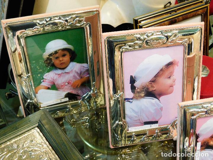 Joyeria: PROMOCION!!!! LOTE 4 MARCO PLATA DOS 19X14 Y DOS 14X10 - Foto 5 - 150952286