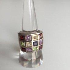 Jewelry - ANILLO DE DISEÑO , VINTAGE . PLATA DE LEY CONTRASTADA 925 - 151001166