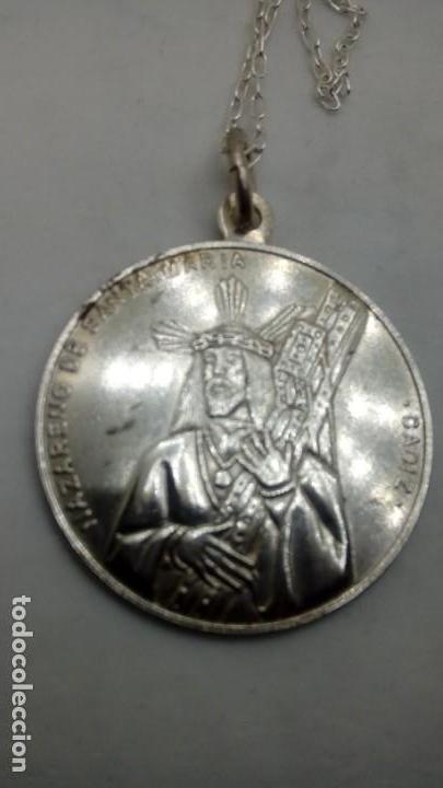 Joyeria: MEDALLA PLATA RELIGIOSA GRANDE 3 CM - Foto 2 - 151333974