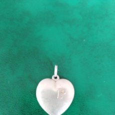 Schmuck - Colgante corazón de plata - 151400214