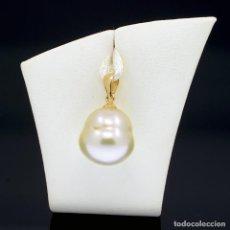 Jewelry - COLGANTE DE ORO AMARILLO 14K Y PERLA AUSTRALIANA - 151576378