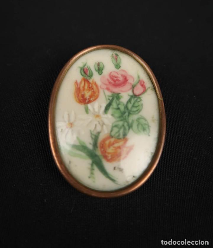 Joyeria: Antiguo Broche Frances Firmado - Foto 2 - 152164938