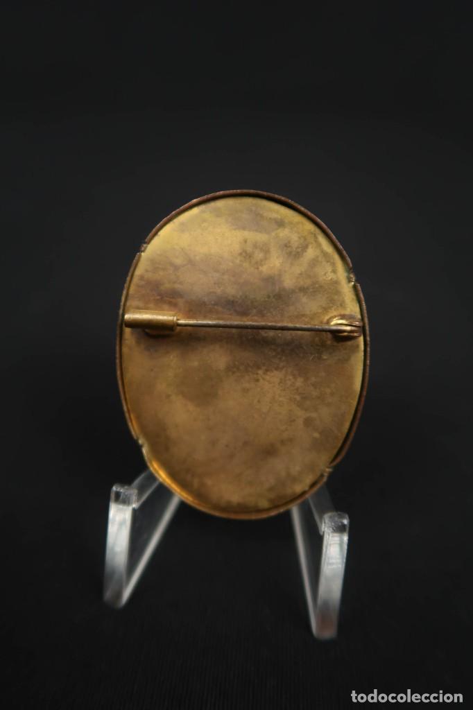 Joyeria: Antiguo Broche Frances Firmado - Foto 3 - 152164938