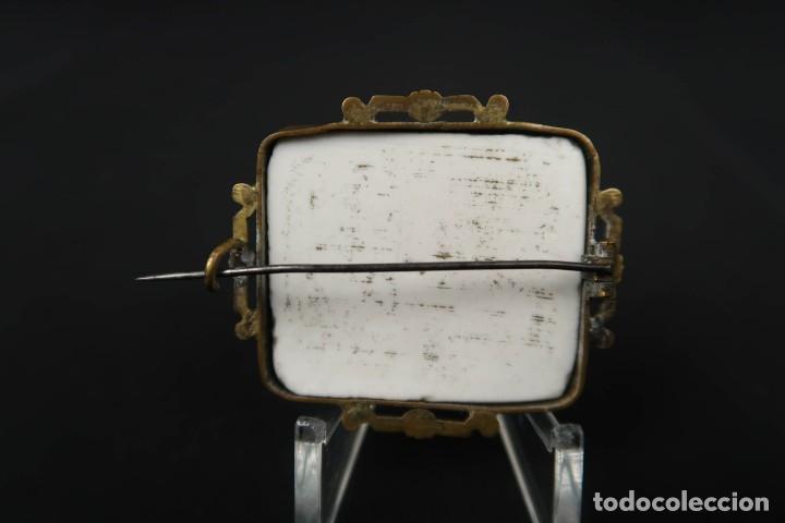 Joyeria: Antiguo Broche Frances o Aleman Finales siglo XIX - Foto 3 - 152165074
