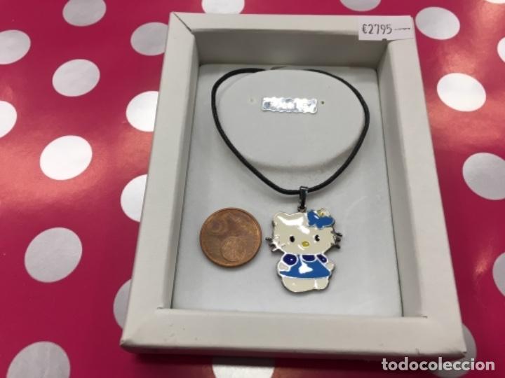 Joyeria: Gargantilla colgante Hello Kitty de plata - Foto 2 - 152462702