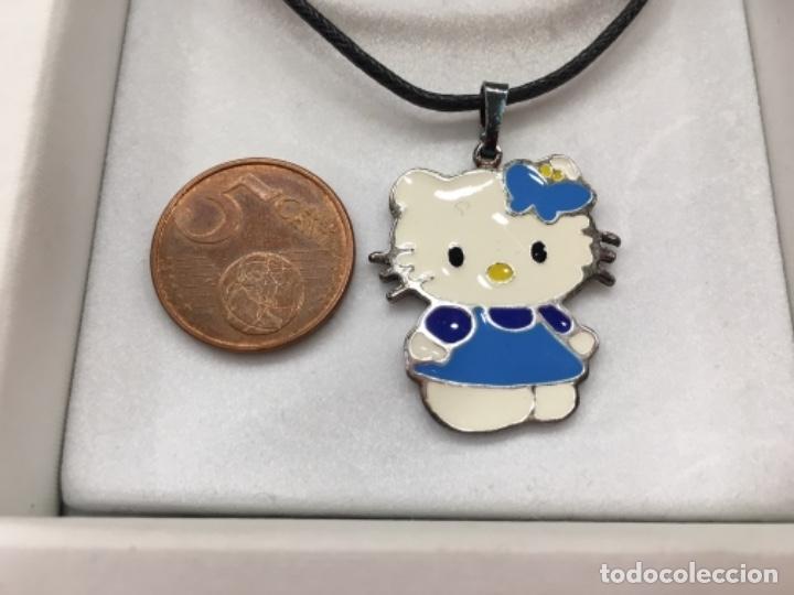 Joyeria: Gargantilla colgante Hello Kitty de plata - Foto 3 - 152462702