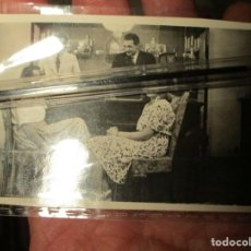 Joyeria: CARTAS MANUSCRITAS Y FOTO RELOJERIA JOYERIA PERERA PLATRERIA BRILLANTES JOSE ANTONIO 1 MADRID. Lote 154318022