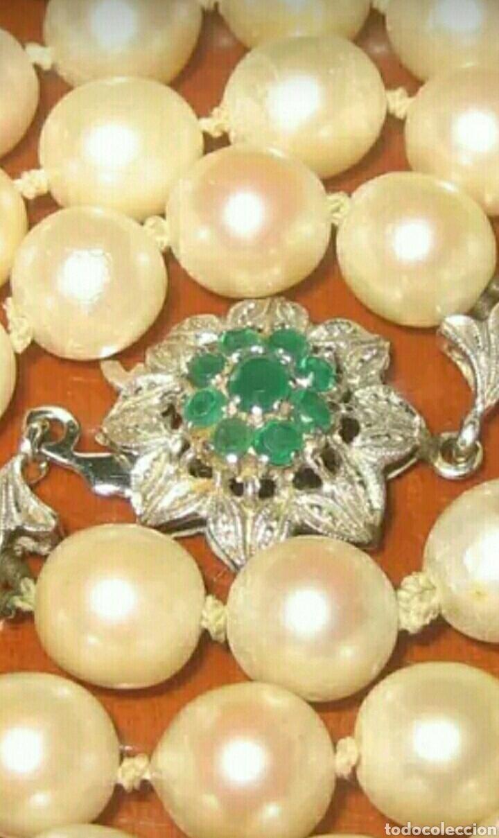 6b8d74cb913b oferton! c1920 collar de perlas de agua salada - Comprar Collares ...