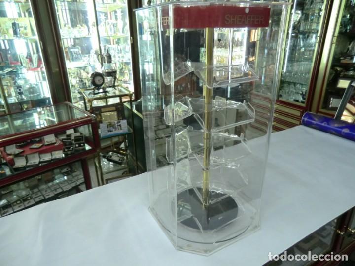 Joyeria: EXPOSITOR SHEAFFER AÑOS 80 - Foto 4 - 155247094