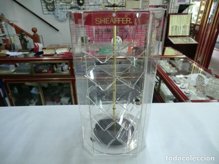 Joyeria: EXPOSITOR SHEAFFER AÑOS 80 - Foto 6 - 155247094