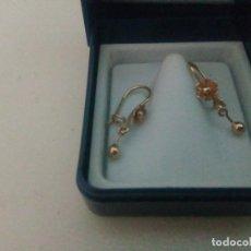 Joyeria - Antiguos pendientes de oro - 156812946