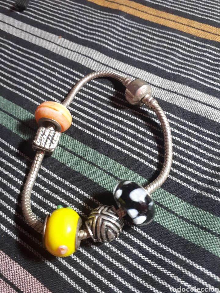 Joyeria: Pulseras de plata de ley estilo Pandora - Foto 4 - 157147288