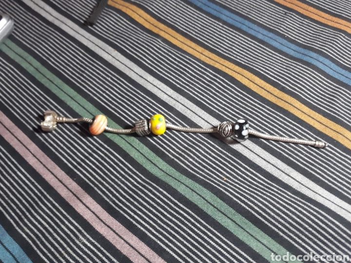 Joyeria: Pulseras de plata de ley estilo Pandora - Foto 5 - 157147288