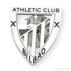 Joyeria: ATHLETIC CLUB BILBAO PIN DE PLATA DE LEY 925 BROCHE. Lote 245184675