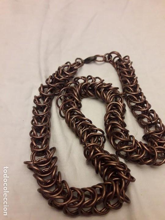 Joyeria: Precioso collar gargantilla punto peruano - Foto 4 - 158921762