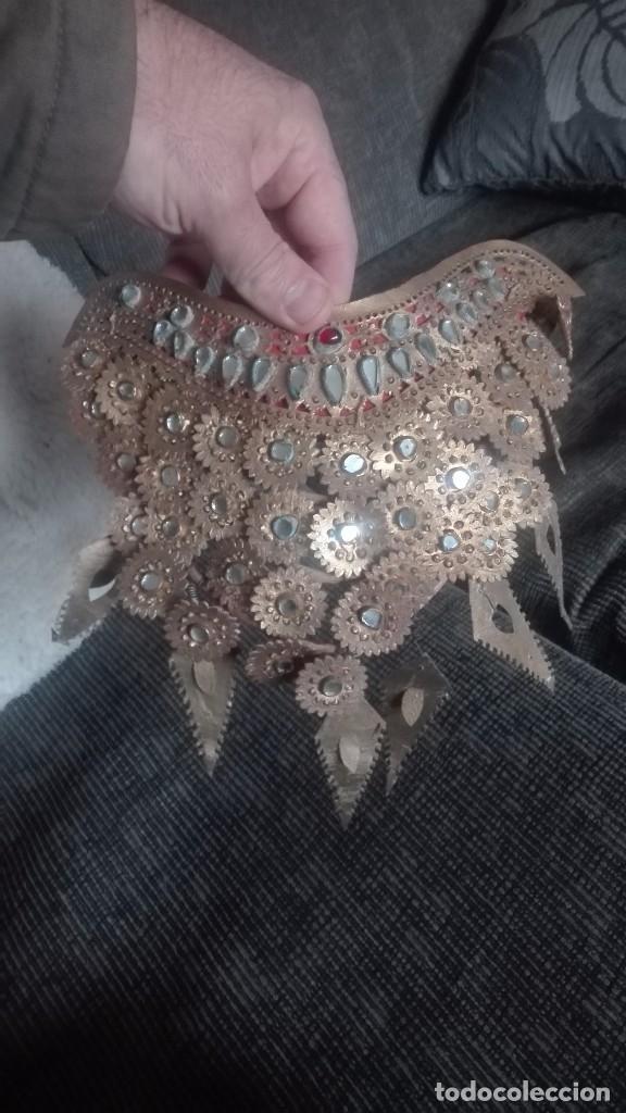 Joyeria: Collar de boda irak-Afganistán.original,años 70 - Foto 2 - 137386522