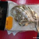 Joyeria: BROCHE VINTAGE CHAPADO ORO AÑOS 80 . Lote 159635086