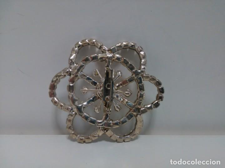 Joyeria: Broche vintage cristal - Foto 2 - 159755250