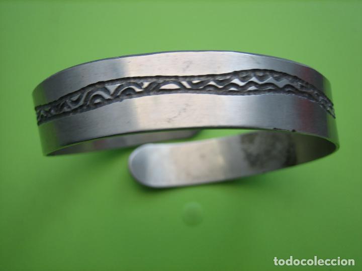 Joyeria: Brazalete en plata - Foto 3 - 159795326