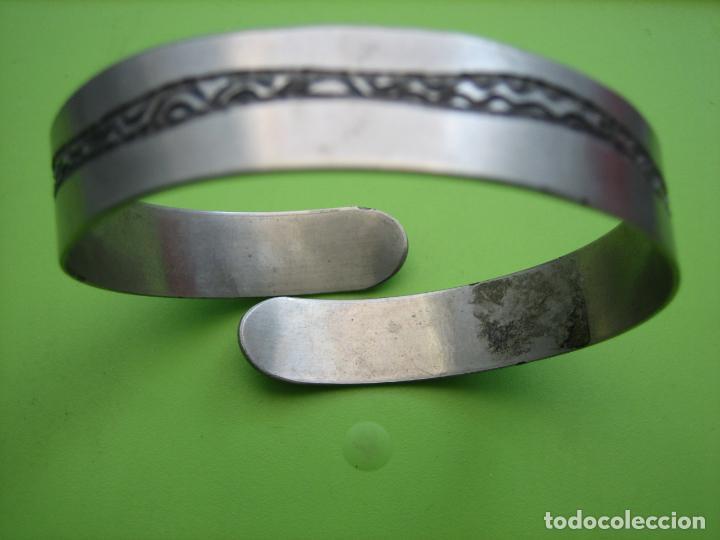 Joyeria: Brazalete en plata - Foto 5 - 159795326