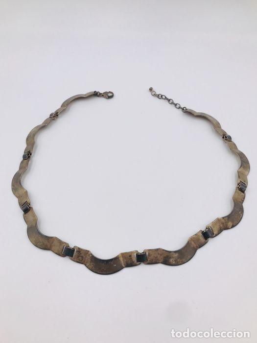 Joyeria: Collar vintage en plata maciza .835 - Foto 4 - 160289230