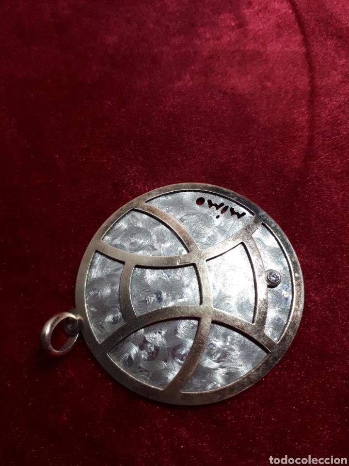 Joyeria: Colgante de plata de ley de la marca mimo - Foto 2 - 160454184