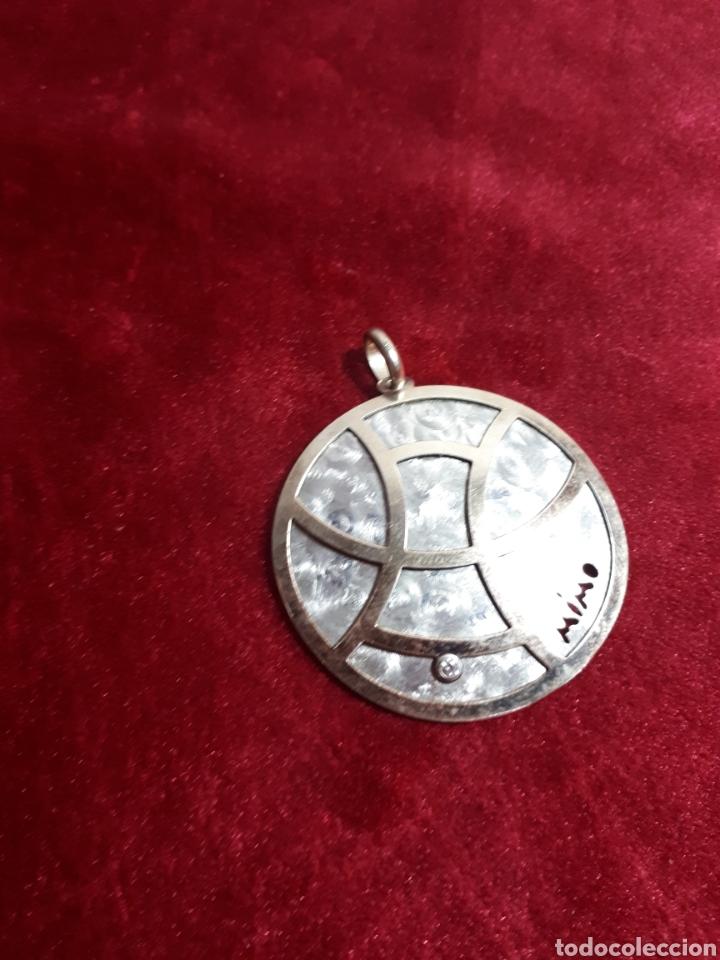 Joyeria: Colgante de plata de ley de la marca mimo - Foto 4 - 160454184